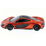 McLaren P1 Métallique Orange Foncé Carbone Motormax 1-24 lulu shop 3