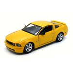 Ford Mustang GT Coupe Jaune 2006 Maisto 1-24 lulu shop 3