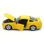 Ford Mustang GT Coupe Jaune 2006 Maisto 1-24 lulu shop 2 - Copie