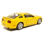 Ford Mustang GT Coupe Jaune 2006 Maisto 1-24 lulu shop 1