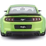 Ford Mustang Street Racer Métallique Vert Clair 2014 Maisto 1-24 lulu shop 3