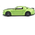 Ford Mustang Street Racer Métallique Vert Clair 2014 Maisto 1-24 lulu shop 6