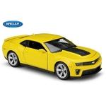 Chevrolet Camaro ZL1 Jaune 2012 Welly 1-24 lulu shop 3