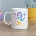 Lulu Shop Mug illustration aquarelle Ganesh 2