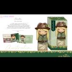 Lulu Shop poupée japonaise Kokeshi Figurine Ambassadrice One Family™ Australie Amelia