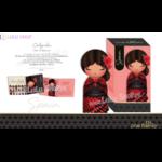Lulu Shop poupée japonaise Kokeshi Figurine Ambassadrice One Family™ Espagne Calynda