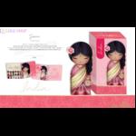 Lulu Shop poupée japonaise Kokeshi Figurine Ambassadrice One Family™ Inde Saira