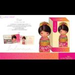 Lulu Shop poupée japonaise Kokeshi Figurine Ambassadrice One Family™ Indonésie Diah