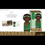 Lulu Shop poupée japonaise Kokeshi Figurine Ambassadrice One Family™ Kenya Hashiki