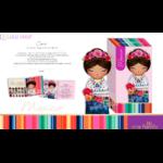 Lulu Shop poupée japonaise Kokeshi Figurine Ambassadrice One Family™ Mexique Coco