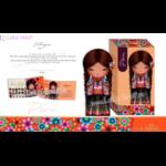 Lulu Shop poupée japonaise Kokeshi Figurine Ambassadrice One Family™ Pérou Allégra