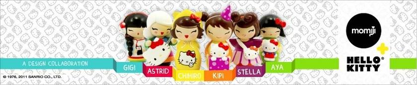 Lulu Shop poupée momiji hello kitty