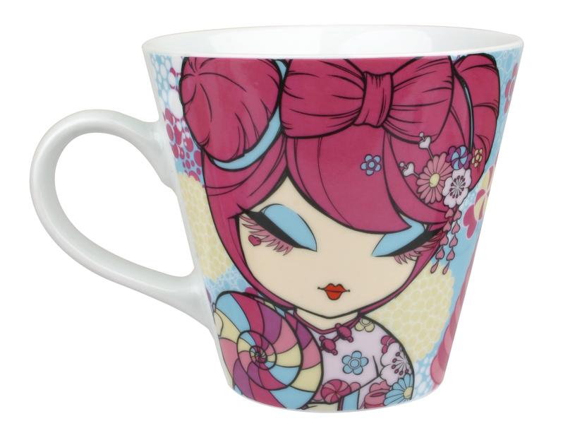 Lulu Shop Tasse Kimmidoll Love Miso Cute