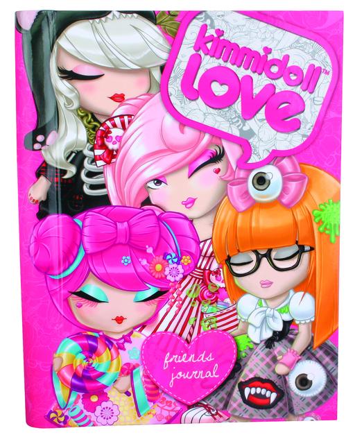 Lulu Shop Album de L'Amitié Kimmidoll Love