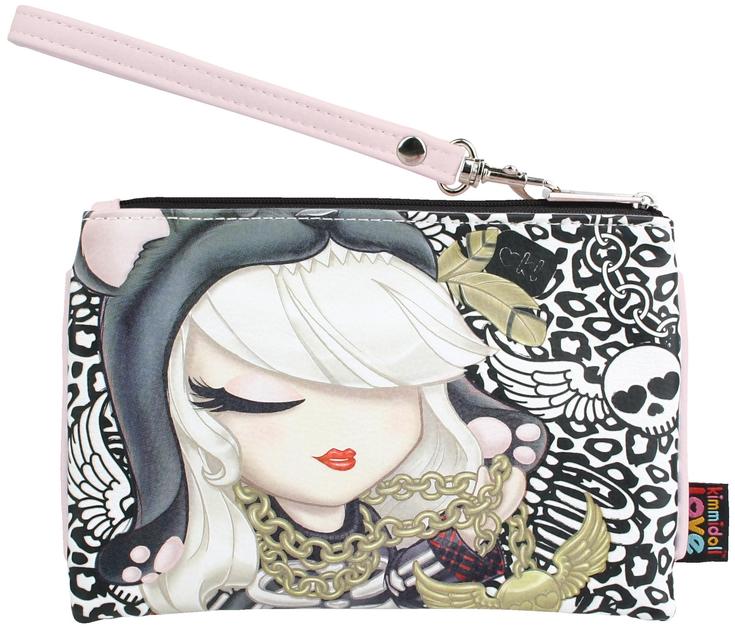 Lulu Shop Trousse de Maquillage Kimmidoll Love Raven
