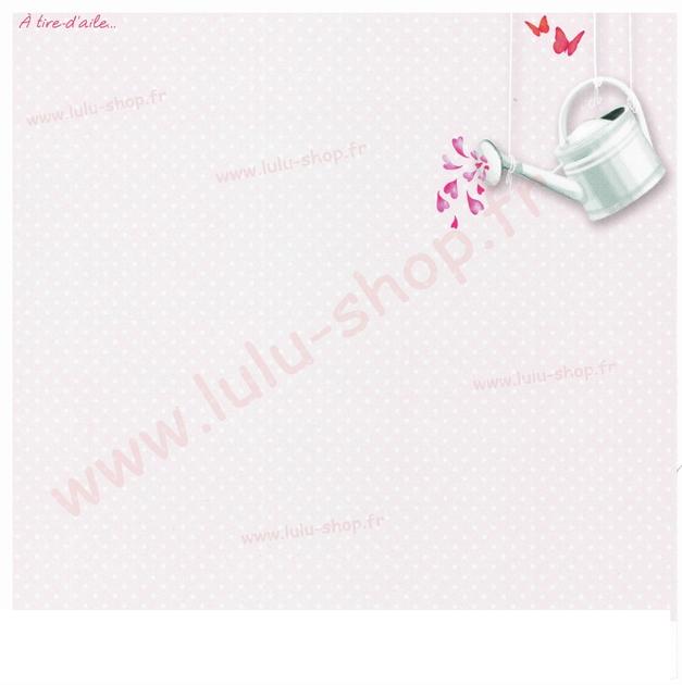 www.lulu-shop.fr carte postale A tire-dailes...