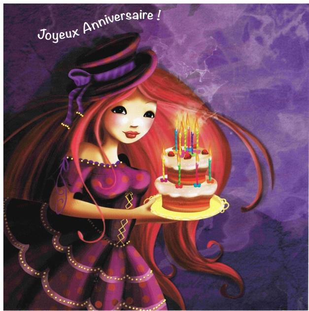 www.lulu-shop.fr carte postale Bonheur d'un jour