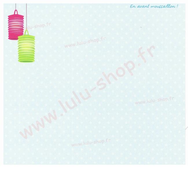 www.lulu-shop.fr carte postale En avant mousaillon !