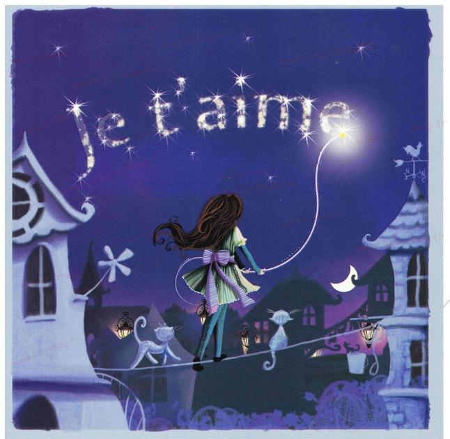 www.lulu-shop.fr carte postale La déclaration