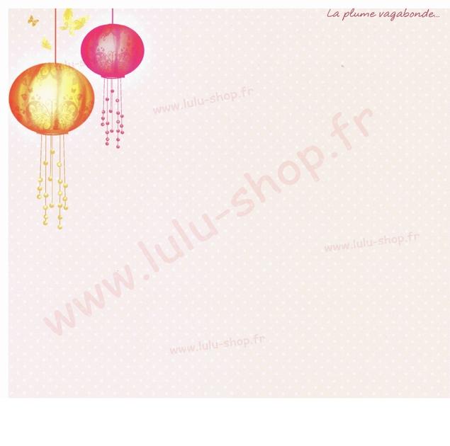 www.lulu-shop.fr carte postale La Plume vagabonde...