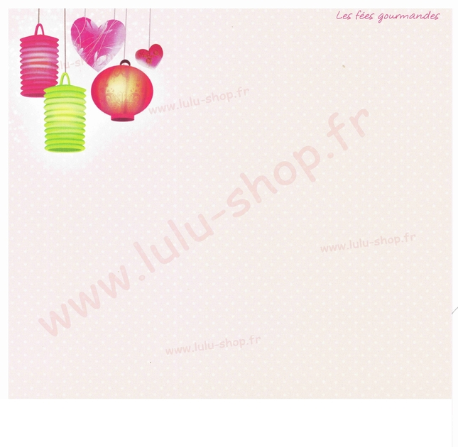 www.lulu-shop.fr Les Fées Gourmandes