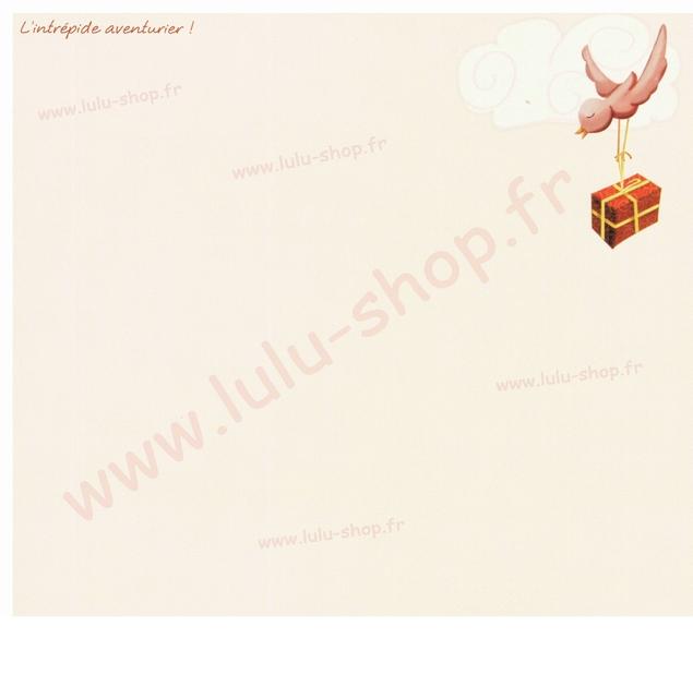www.lulu-shop.fr Lintrépide aventurier