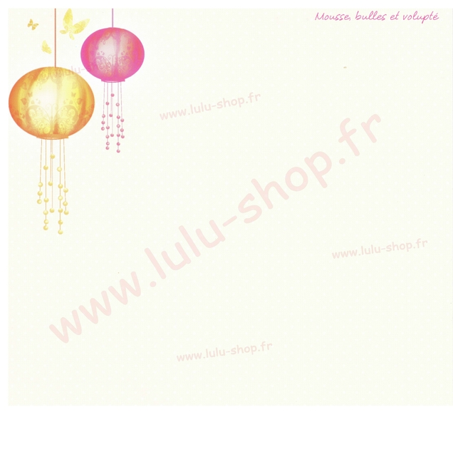 www.lulu-shop.fr Mousse Bulles Volupté