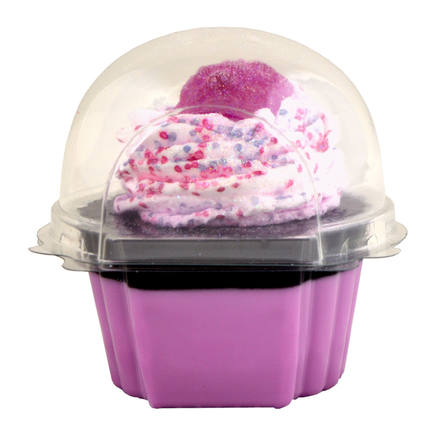 Savon Cupcake framboise The Soap Story - Lulu Shop