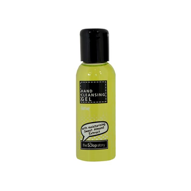 Gel nettoyant hydratant pour les mains citron vert lulu shop