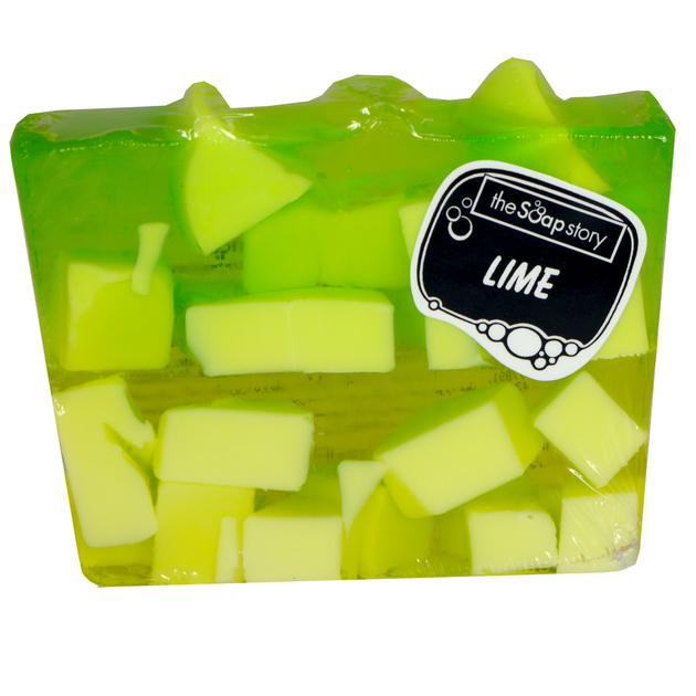 Tranche de savon citron vert lulu shop