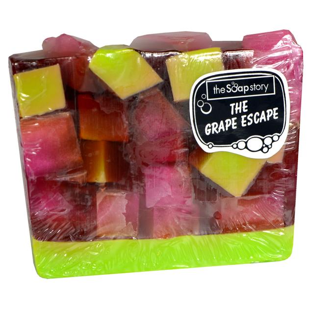Tranche de savon évasion de raisin lulu shop