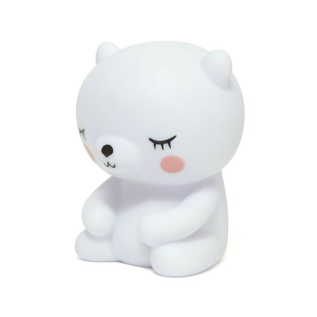 Polar bear night light 2