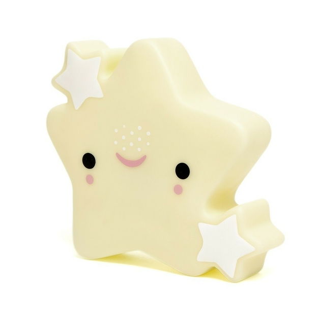 Star night light yellow 1