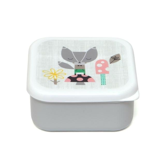 Lunchbox set Lama & Friends 3