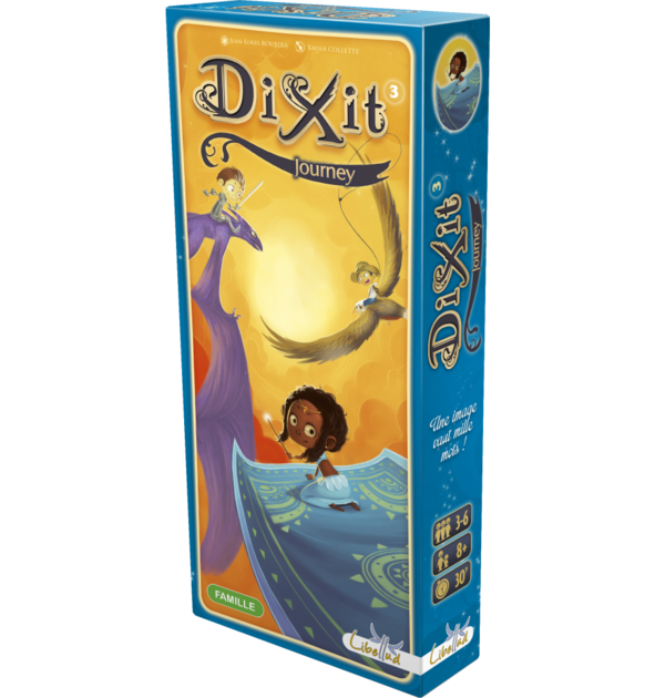 Dixit 3 - Journey Lulu shop