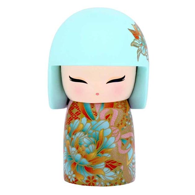 Poupée japonaise kokeshi Kimmidoll Kazumi Passion lulu shop