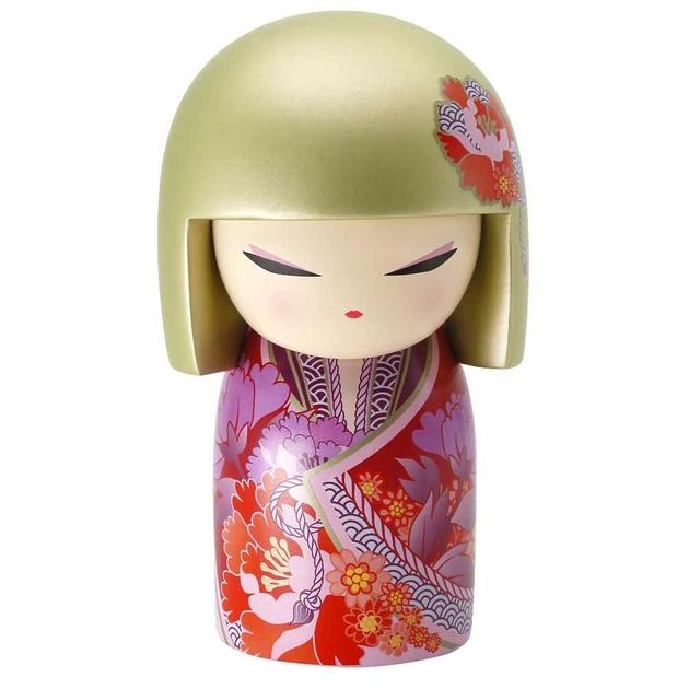 Poupée japonaise kokeshi Kimmidoll Ayana Haute en Couleur lulu shop