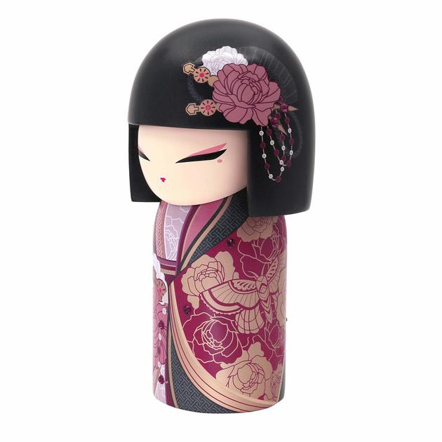 Poupée japonaise kokeshi Kimmidoll Tamaki Aimé Édition Limitée lulu shop 3