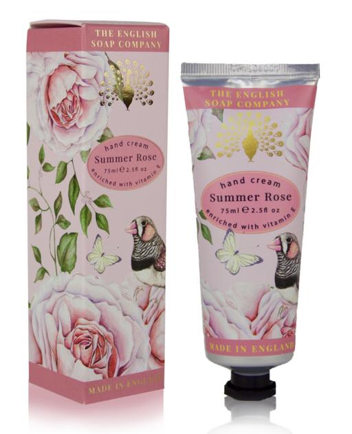 Crème Mains  Rose d'été lulu shop