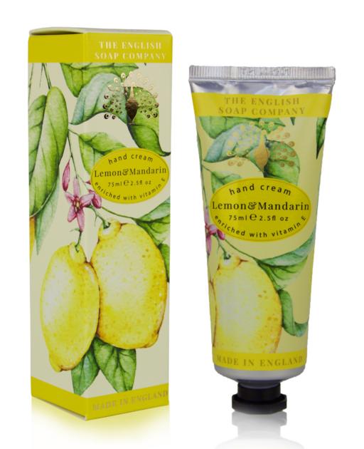 Creme Mains Citron et Mandarine lulu shop 1