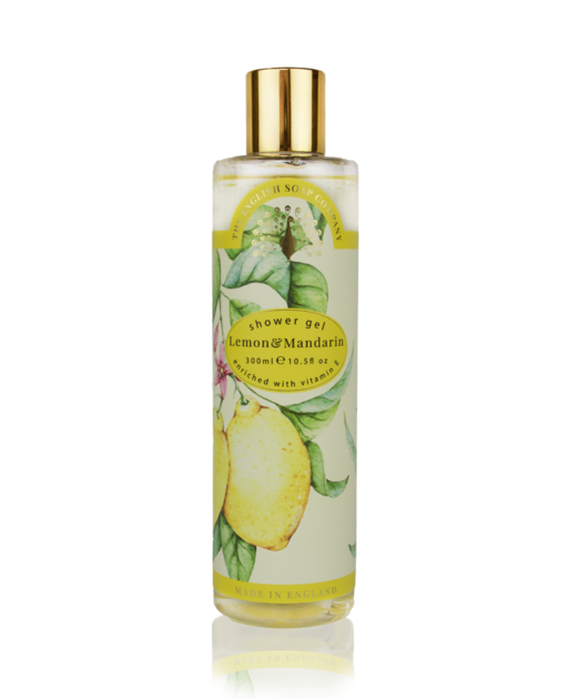 Gel douche dexception citron et mandarine lulu shop 2
