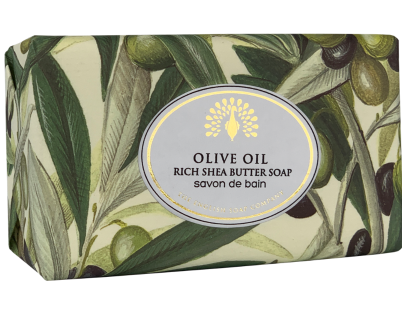 Savon Vintage Huile d'olive lulu shop