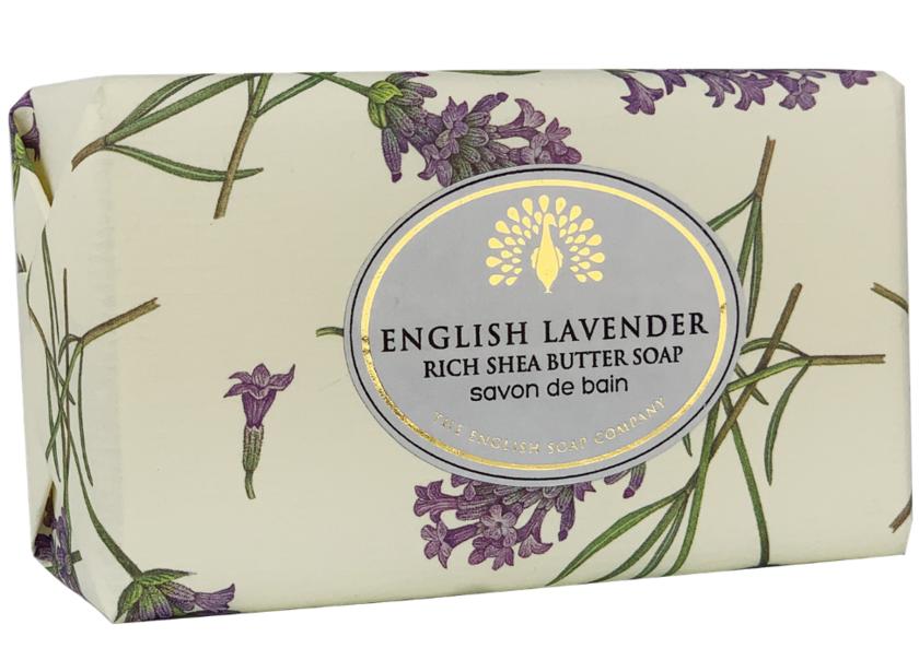 Savon Vintage Lavande anglaise lulu shop