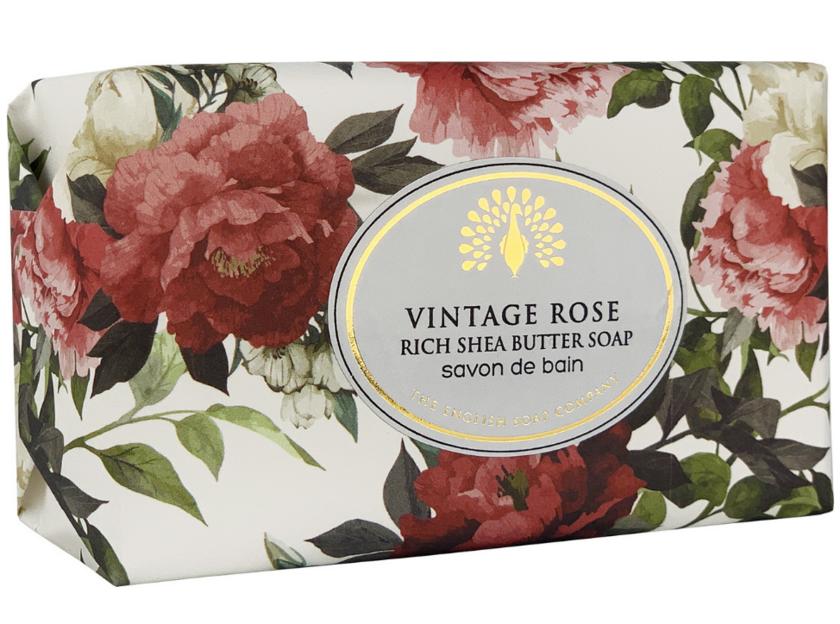 Savon Vintage Rose lulu shop
