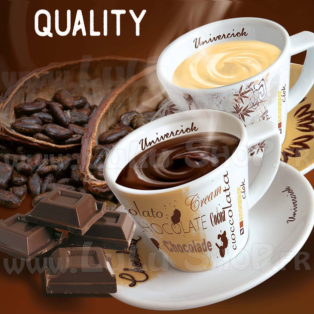Lulu Shop Chocolat Chaud Italien Univerciok Chocolat Quality