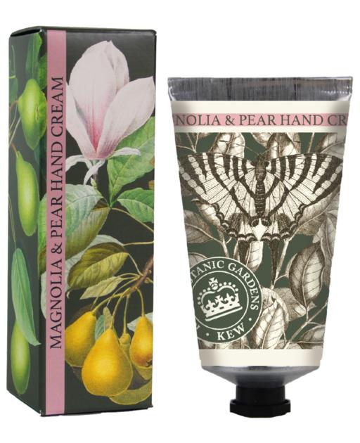 lulu shop Crème Mains Jardins Botaniques Royaux de Kew Magnolia et Poire