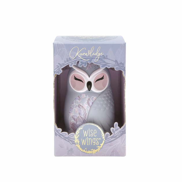 Figurine Chouette Wise Wings Connaissance lulu shop 3