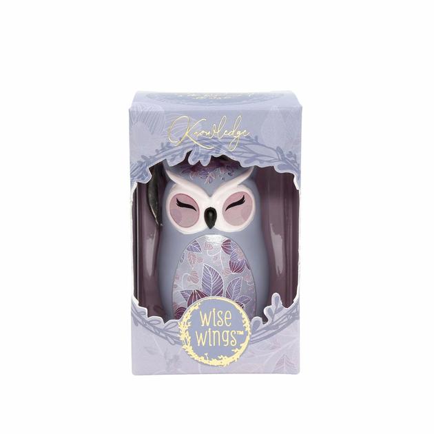 Porte clés Chouette Wise Wings Connaissance lulu shop 2