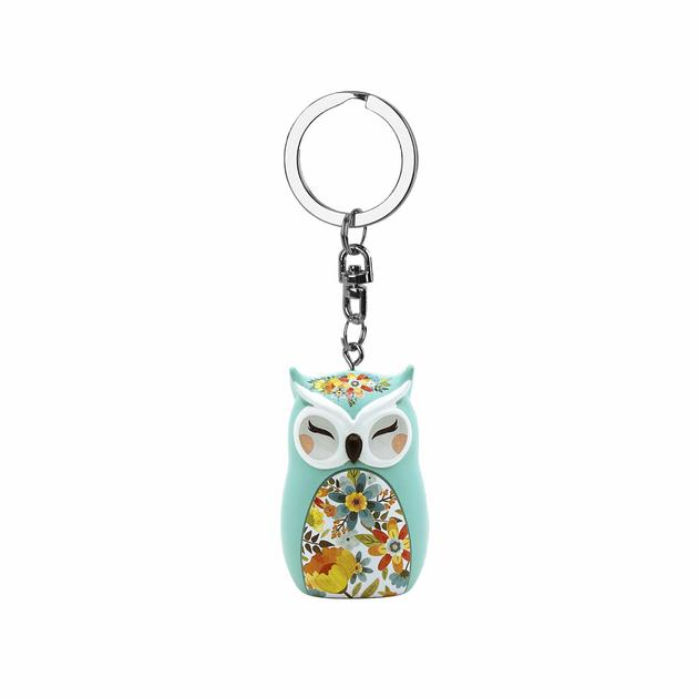 Porte clés Chouette Wise Wings Intégrité lulu shop 1