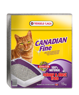 litiere chat canadian fine